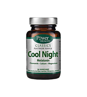 Power Health Classics Platinum Range Cool Night 30Caps