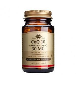 Solgar Coenzyme Q10 30Mg 60Caps