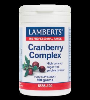 Lamberts Cranberry Complex 100gr Powder