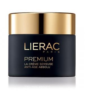 Lierac Premium Silky Κρέμα Απόλυτης Αντιγήρανσης Και Άνεσης Η Μεταξένια Κρέμα 50ml