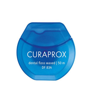 Curaprox Dental Floss Waxed DF 834 50m
