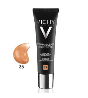 Vichy Dermablend 3D Correction SPF 25 Sand 35 30ml