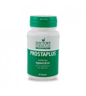 Doctor's Formulas Prostaplus Φόρμουλα Προστάτη 30Tab