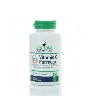 Doctor's Formulas Vitamin C 1000Mg 120Tabs