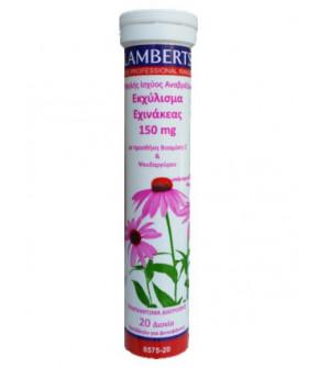Lamberts Echinacea 150mg 20 Eff.Tabs