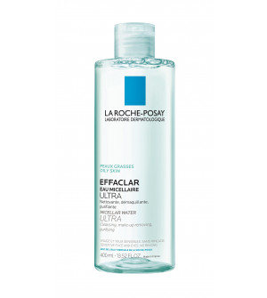 La Roche Posay Effaclar Micellar Water Ultra 400ml