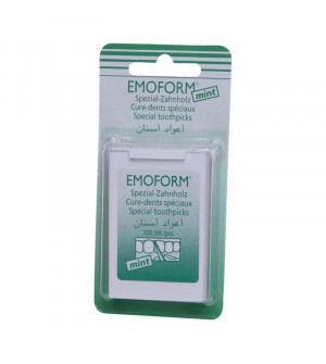 Emoform Special Toothpicks Mint Οδοντογλυφίδες 100pcs