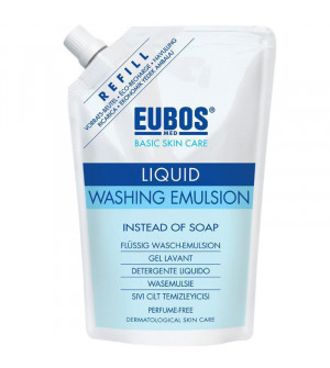 Eubos Liquid Washing Emulsion Refill 400ml