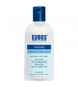 Eubos Liquid Washing Emulsion 200ml