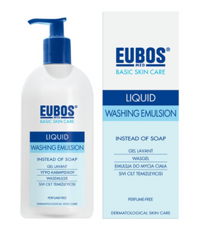 Eubos Liquid Washing Emulsion 400ml