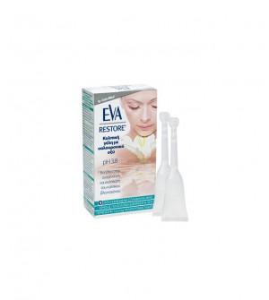 Eva Restore Vaginal Gel with Hyaluronic Acid 9pcs