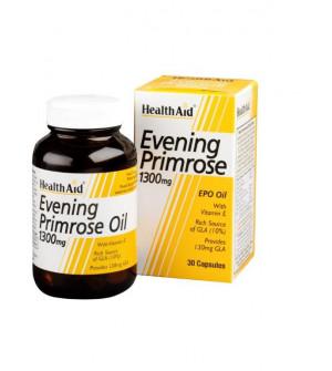 Health Aid Evening Primrose Oil 1300mg 30Caps