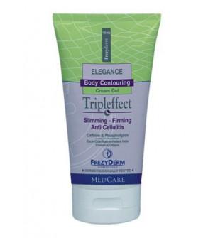 Frezyderm Elegance Body Contouring Cream Gel Tripleffect Λιπολυτική- Συσφικτική Αντι-Κυτταριτιδική 150ml
