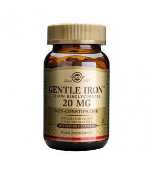 Solgar Gentle Iron 20Mg 90Caps