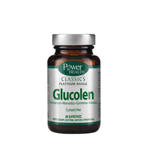 Power Health Classics Platinum Range Glucolen 60Caps