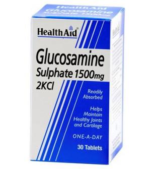 Health Aid Glucosamine 1.5Gr 30Tabs