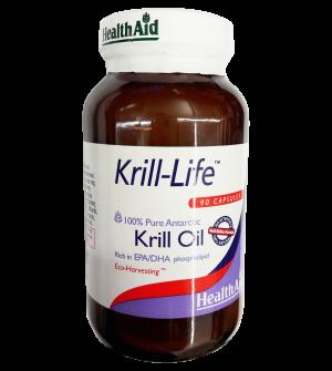 Health Aid Krill Life 90Caps