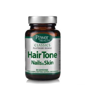 Power Health Classics Platinum Range Hair Tone Nails & Skin 30Caps