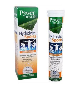 Power Health Hydrolytes Sports 20 Eff.tabs