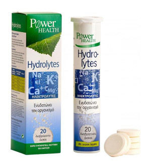 Power Health Hydrolytes 20 Eff.tabs