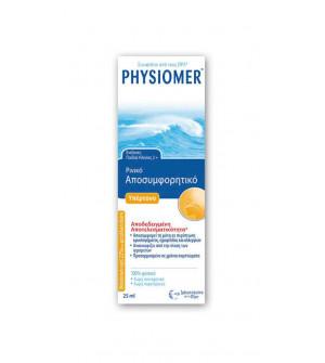 Physiomer Hypertonic Pocket 25ml