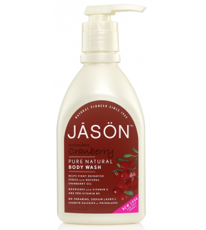 Jason Anti-Oxidant Cranberry Body Wash 887ml
