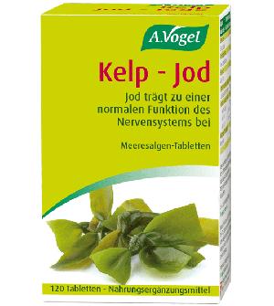 A.Vogel Kelp-Job 120tabs