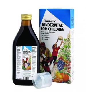 Power Health Floradix Kindervital Liquid 250ml