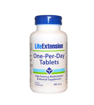 Life Extension One Per Day 60caps