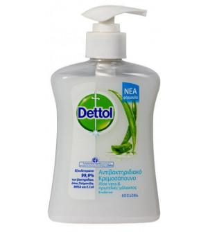 Dettol Liquid Soap Ενυδατικό Αντλία 250ml