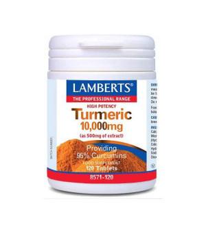 Lamberts Turmeric 10,000mg 120tabs