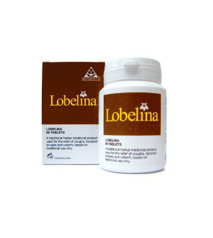 Power Health Lobelina (Lobelia) 30Tabs