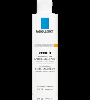 La Roche Posay Kerium Anti-Dandruff Cream Shampoo 200ml