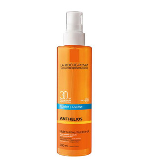 La Roche Posay Anthelios Huile SPF 30 Body Oil 200ml