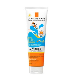 La Roche Posay Anthelios Dermo Pediatrics Wet Skin Gel Lotion SPF50 250ml