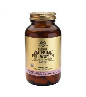 Solgar Formula VM-Prime For Women 90Tabs