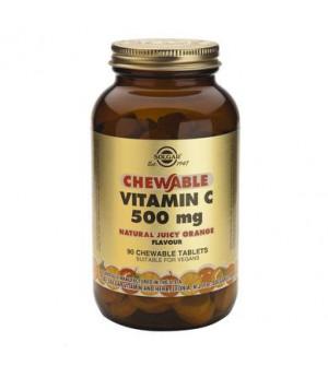 Solgar Chewable Vitamin C 500mg 90ch.tabs