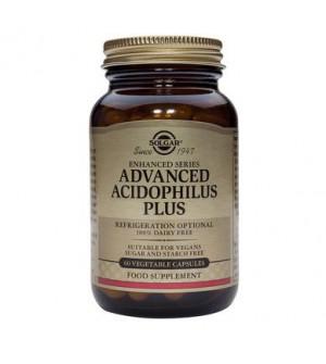 Solgar Advanced Acidophilus Plus 60Veg.Caps