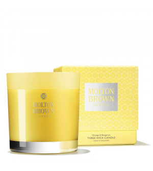 Molton brown orange & pergamot 1 wick candle κερι