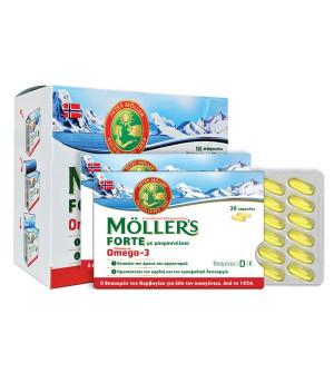Moller's Forte Omega-3 150Caps