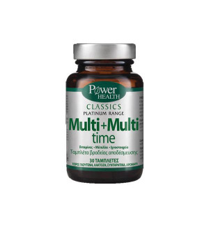 Power Health Classics Platinum Range Multi+Multi Time 30Tabs