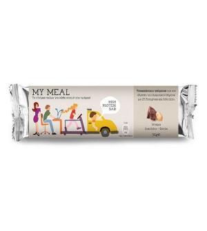 Power Health My meal υποκατάστατο γεύματος μπάρα σοκολάτα / φυστίκι 56gr