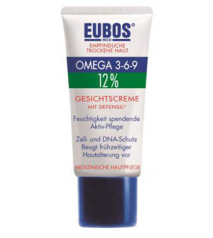 Eubos Omega 3-6-9 12% Face Cream 50ml