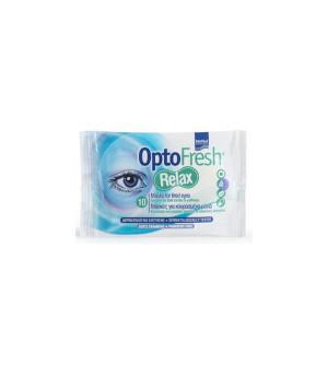Intermed Optofresh Relax Μάσκες για κουρασμένα μάτια 10 pcs