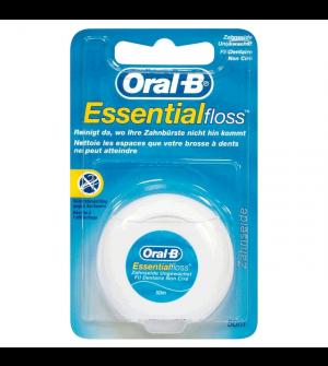 Oral-B Essential Floss Οδοντικό Νήμα 50m