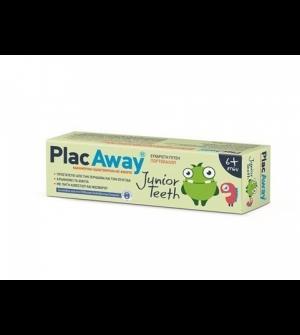 Plac Away Καθημερινή Οδοντόκρεμα με Φθόριο 6+ Ετών 50ml