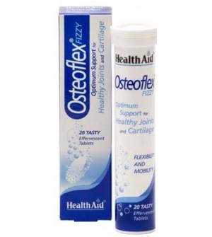 Health Aid Osteoflex Fizzy Eff Lemon 20Tabs
