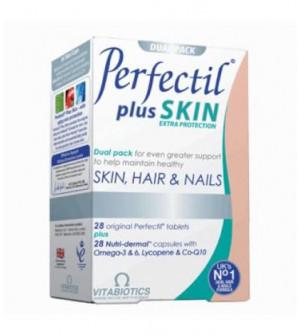 Vitabiotics Perfectil Plus Skin Extra Support  56tabs