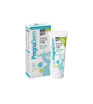 Intermed Pregnaderm Whitening Face Cream SPF 15 Κρέμα Προσώπου Κατά των Πανάδων 75ml