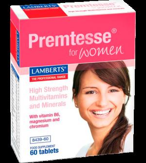 Lamberts Premtesse 60Tabs